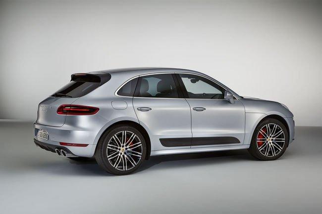 Un pack Performance pour le Porsche Macan Turbo