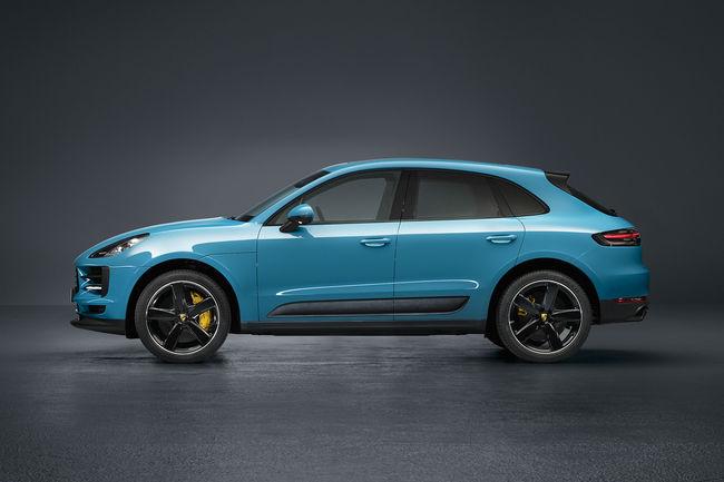 Le nouveau Porsche Macan présenté à Shanghai