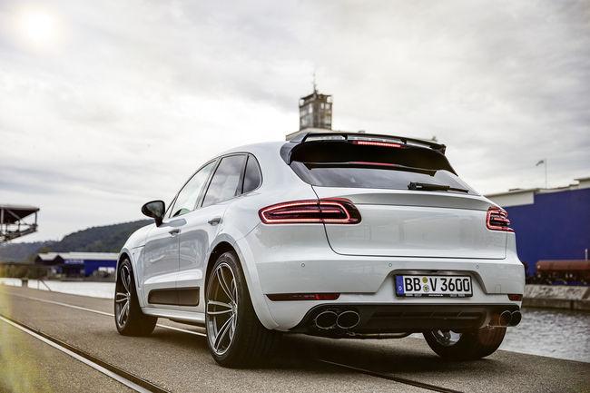 TechArt : deux packs Sport pour le Porsche Macan