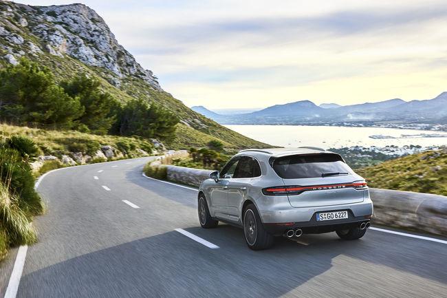 Un V6 turbo pour le nouveau Porsche Macan S