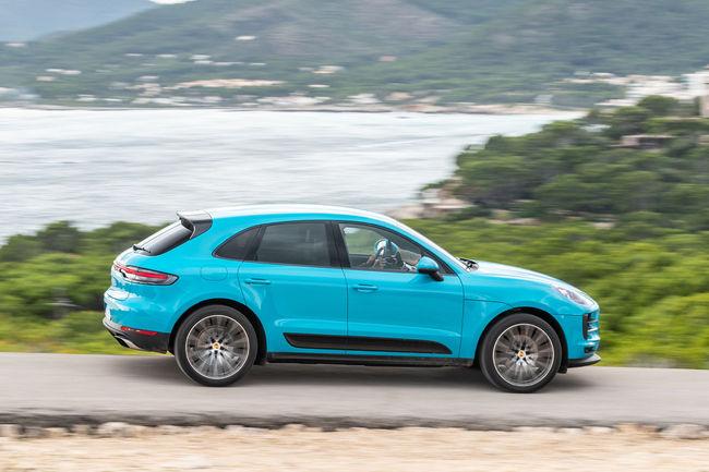 Le futur Porsche Macan sera électrique