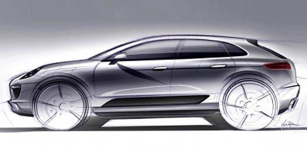 Porsche va retoucher le design du Macan