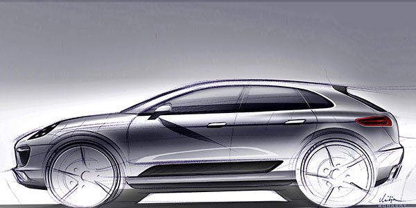 Des détails sur les futures Porsche