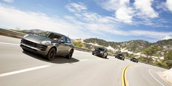 Porsche Macan : nouvelles images