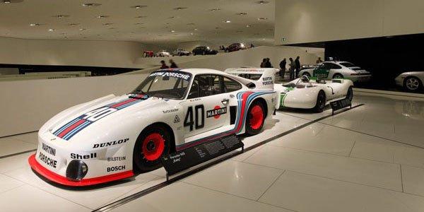 Une 'Nuit du son' au Musée Porsche