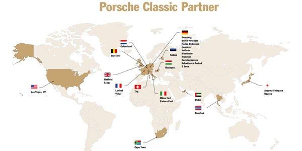 Porsche ouvre son premier Classic Center