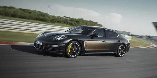 Porsche Panamera Exclusive Series : luxe et raffinement