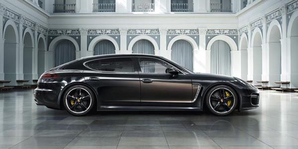 La Porsche Panamera Turbo S Exclusive Series sold out