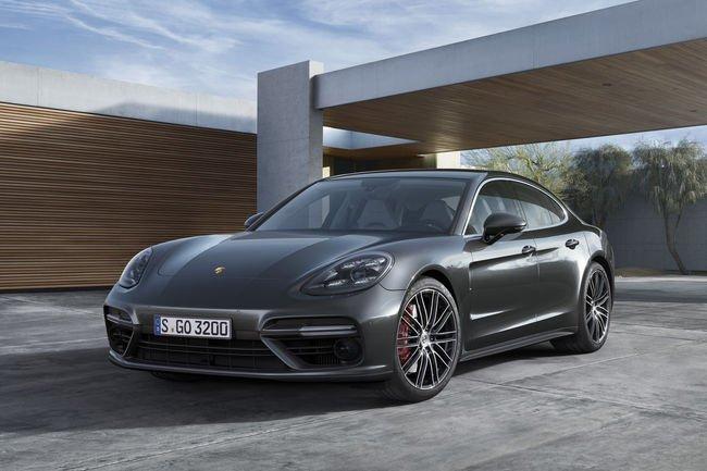 Une Porsche Panamera Hybride de 700 ch en approche ?