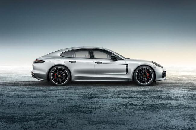 Porsche Panamera par Porsche Exclusive
