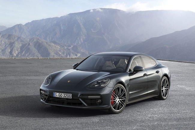 Un son 3D signé Burmester pour la Porsche Panamera