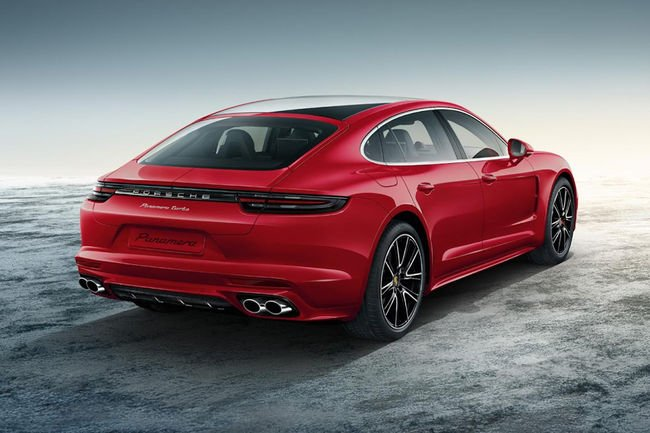 Porsche Exclusive et la Panamera Turbo Executive
