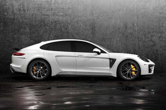 Porsche Panamera Stingray GTR Edition par Topcar