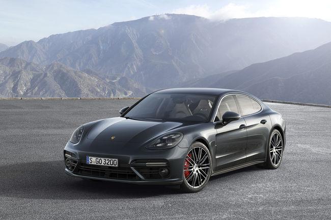 Porsche rappelle près de 75 000 Panamera