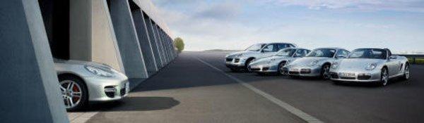 Porsche Panamera : l'absente