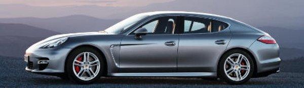 Porsche Panamera : J moins neuf mois