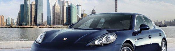 Pourquoi la Porsche Panamera à Shanghai
