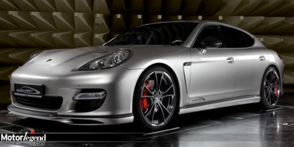 Porsche Panamera PS9 by SpeedART