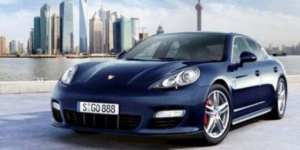 La Porsche Panamera hybride pour 2011