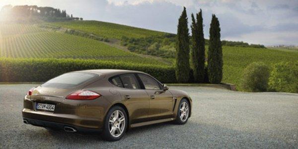 Les ventes de la Porsche Panamera