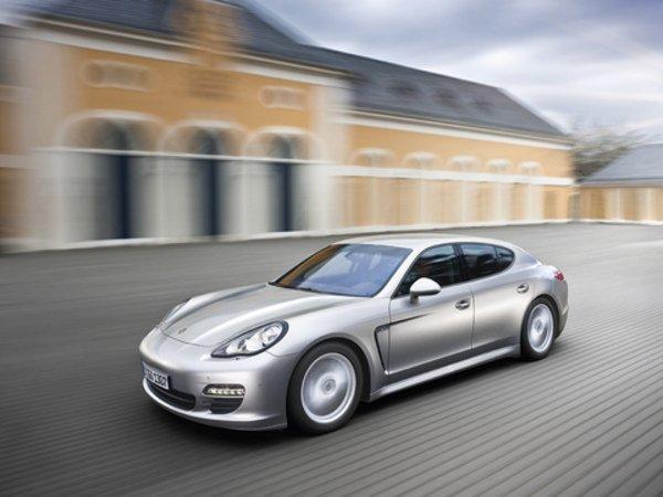 Du mazout pour la Porsche Panamera ?