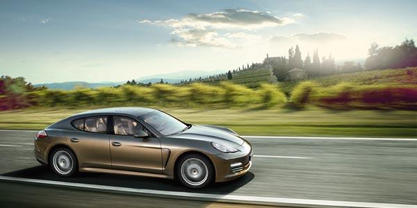 Une Porsche «Pajun» dans les cartons ?