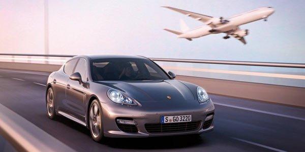 Porsche Panamera Turbo, avec un S