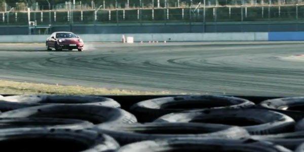 Balade en Porsche Panamera GTS