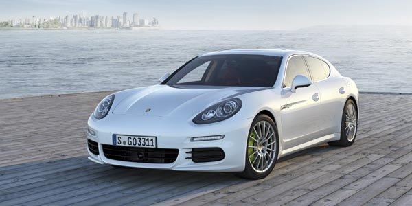 La Porsche Panamera S en hybride plug-in