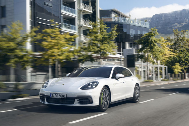Nouvelle Porsche Panamera Sport Turismo