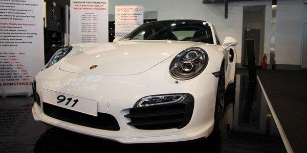 Monstaka se penche sur les flat-6 Porsche
