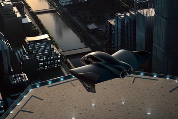 Porsche et Boeing misent sur la mobilité urbaine aérienne