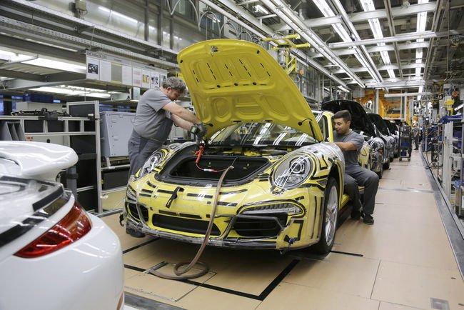 Un beau bonus pour les employés de Porsche