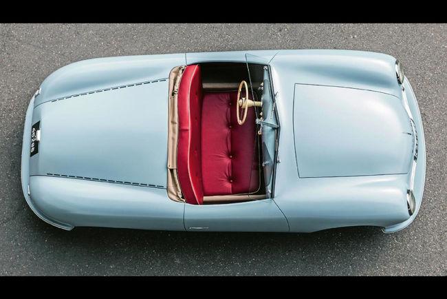 Porsche crée une réplique de la première 356