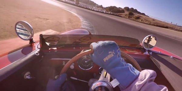 Porsche Rennsport Reunion V : caméras embarquées