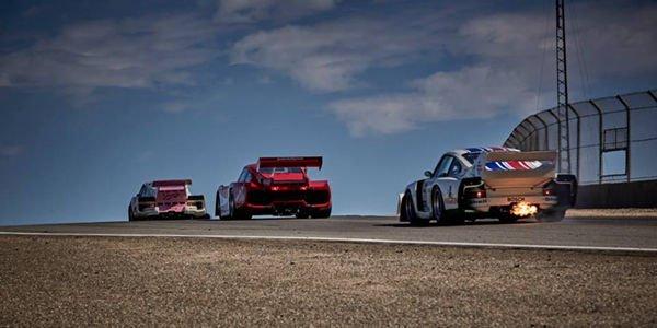 Porsche Rennsport Reunion V : la vidéo