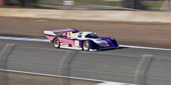 Porsche Rennsport Reunion IV, extrait