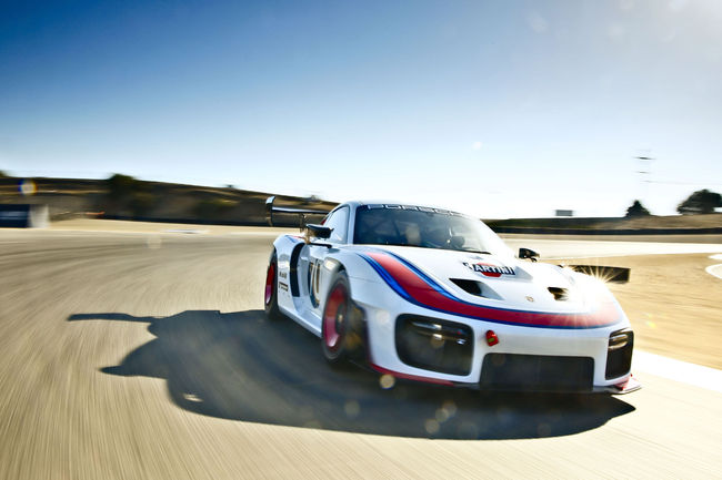 Porsche Rennsport Reunion : toujours un succès
