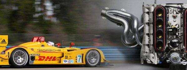 La Porsche RS Spyder optimisée