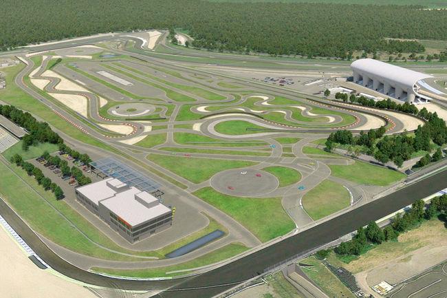 Nouveau Porsche Experience Centre à Hockenheim