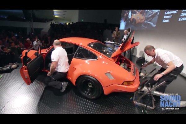 6ème édition de la Porsche Sound Night