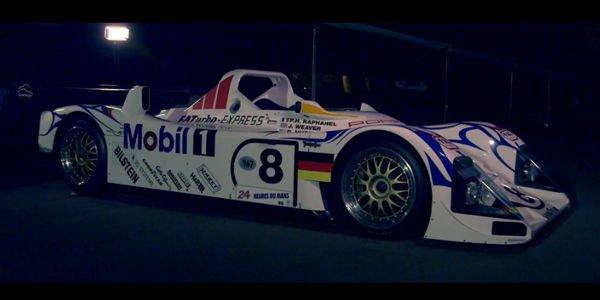 Porsche sounds of Goodwood 2015