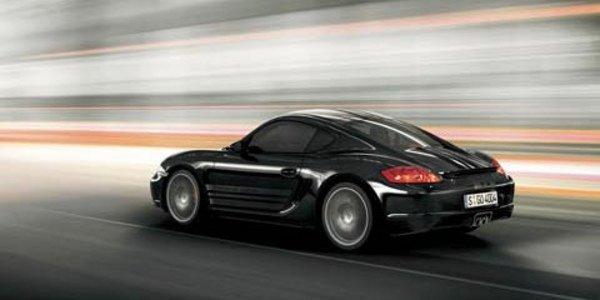 Une nouveauté Porsche à Los Angeles