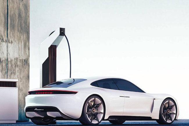 Porsche prêt à produire 40 000 Taycan par an