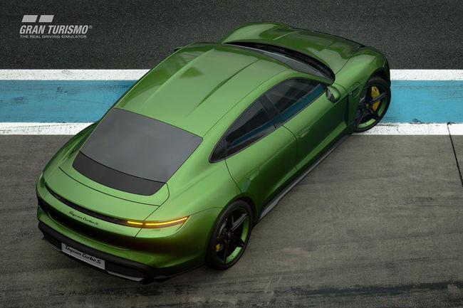 Les Porsche Taycan et 917 Living Legend bientôt dans GT Sport