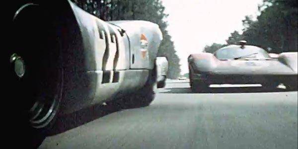 Porsche tease Le Mans... 2014