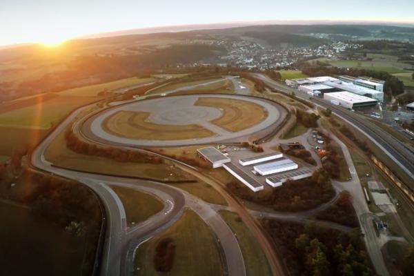 Porsche Top 5 : le centre de développement de Weissach