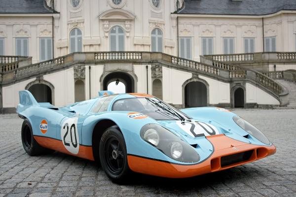 Porsche Top 5 : le retour