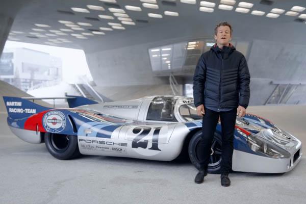 Porsche Top 5 : les modèles air-cooled