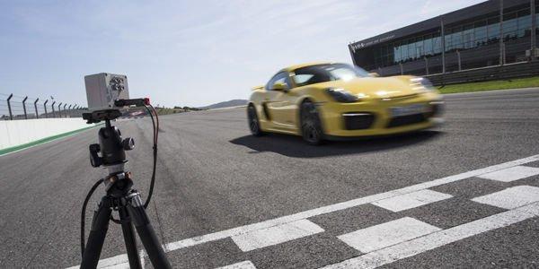 Porsche lance sa Track Precision App
